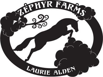 Zephyr Farms Business Sign
